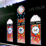 資生堂 - LIFE COLOR WINDOW