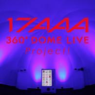 glico 17AAA360°DOME LIVE