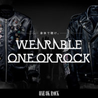Wearable ONE OK ROCK