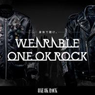 Wearable ONE OK ROCK